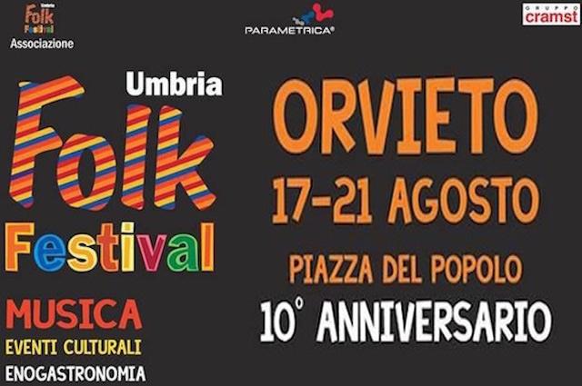 Entra nel vivo la decima edizione di Umbria Folk Festival, tutti gli eventi