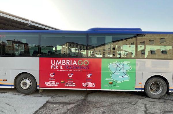 """Umbria.GO per tutto il 2021. Melasecche: """"Un sistema integrato di trasporto pubblico per viaggiare in Umbria a condizioni di favore"""""""