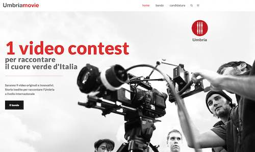 """La Regione lancia il concorso """"Umbria movie"""", nove video per raccontare l'Umbria nel mondo"""