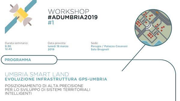 Agenda Digitale, incontro sull'evoluzione della Rete Gps-Umbria