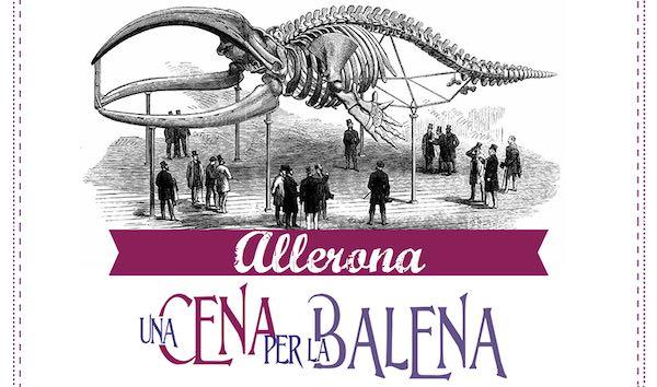 """Torna """"Una Cena per la Balena"""". Raccolta fondi per il restauro dello scheletro"""