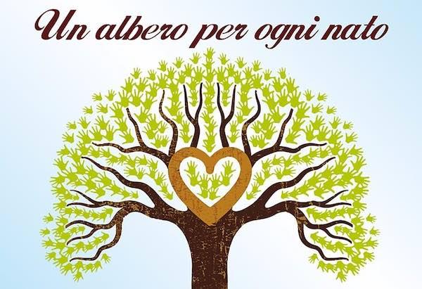 """""""Un albero per ogni nato"""", al via la seconda edizione"""