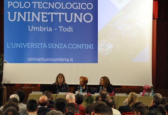 Inaugurato il Polo tecnologico per l'Umbria dell'Università Internazionale Uninettuno