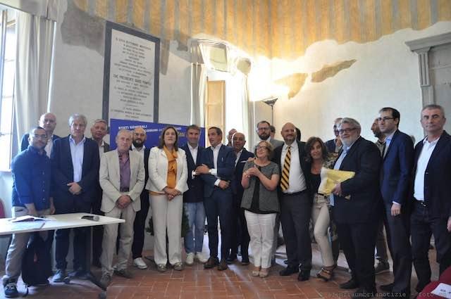 Unione dei Comuni del Trasimeno, firmata la convenzione per 15 milioni di euro