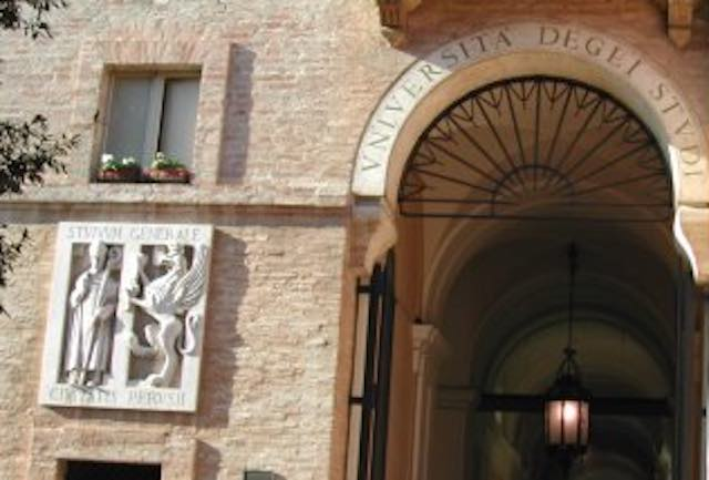 L'Università degli Studi di Perugia in cima alla classifica Censis