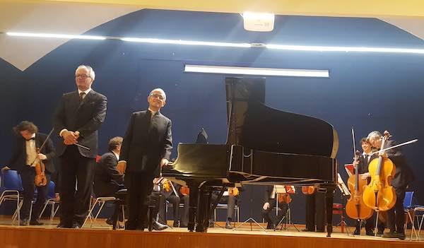 """Unitus e """"Bemolli"""" insieme al concerto inaugurale"""