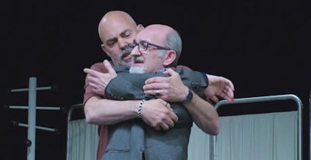 """Al Teatro Bianconi, la commedia """"Unpercento - Punizione ad Affetto"""""""