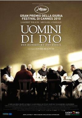 """Giovedi 26 giugno al """"Festival d'Arte e Fede"""" il film """"Uomini di Dio"""" di Xavier Beauvois"""