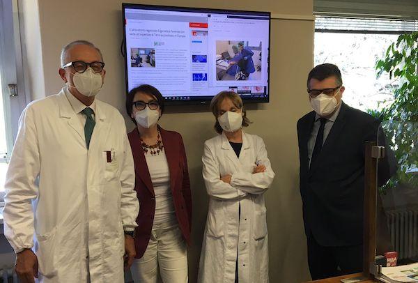 Nominata responsabile Uos del Laboratorio Forense la dottoressa Eugenia Carnevali