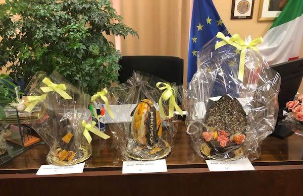 Estrazione delle Uova di Pasqua dell'Alberghiero, i risultati