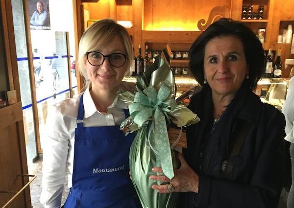 """""""Accoglienza e Solidarietà"""" assegna l'Uovo di Pasqua di Montanucci"""
