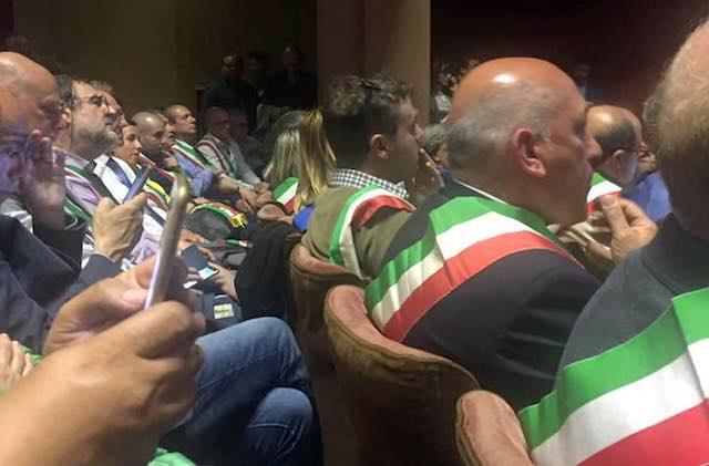 Province, a Roma summit con presidenti e sindaci d'Italia contro tagli