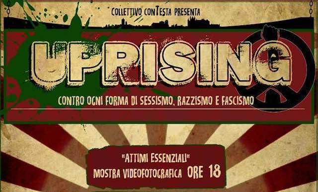 """""""Uprising"""" al Palazzo dei Sette, arriva il """"Collettivo ConTesta"""""""