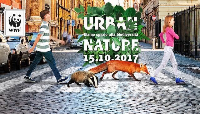"""""""Urban Nature"""". Insieme al WWF per dare spazio alla biodiversità"""