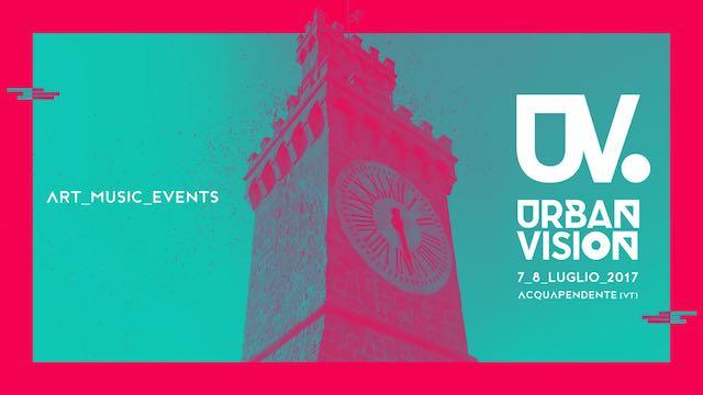 Urban Vision Festival, al via la terza edizione.