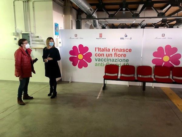 """""""Il Distretto Sanitario di Orvieto è il primo in Umbria per numero di residenti vaccinati"""""""
