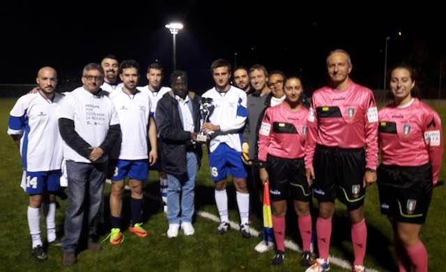 Trofeo Città di Perugia agli arbitri del Cra Umbria
