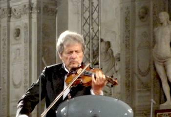 Uno splendido Uto Ughi per il Concerto di Pasqua in Duomo