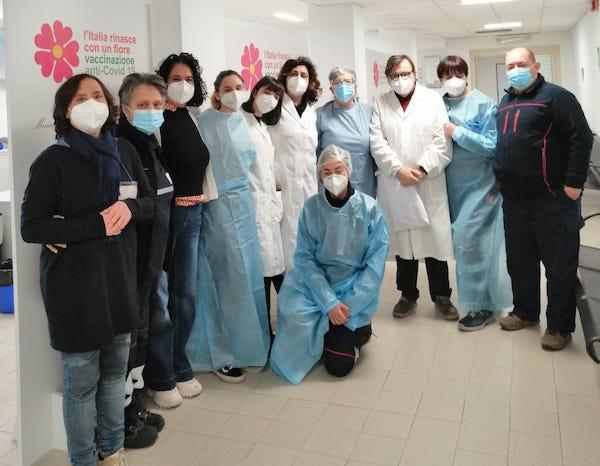 Nuova sede per il punto vaccinale di Orvieto, dal 7 marzo le attività saranno trasferite a Bardano