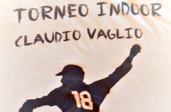 """Al via il secondo Torneo di Baseball Indoor """"Claudio Vaglio"""""""