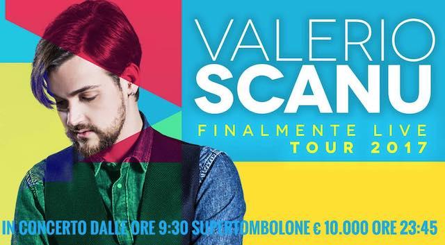 """""""Alviano in festa!"""" con Valerio Scanu e super-tombola da 10 mila euro"""