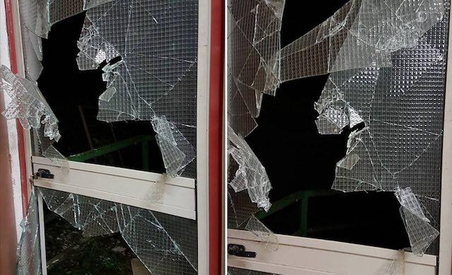 """Atti vandalici alla sede della banda. Marinelli: """"Presenteremo denuncia contro ignoti"""""""