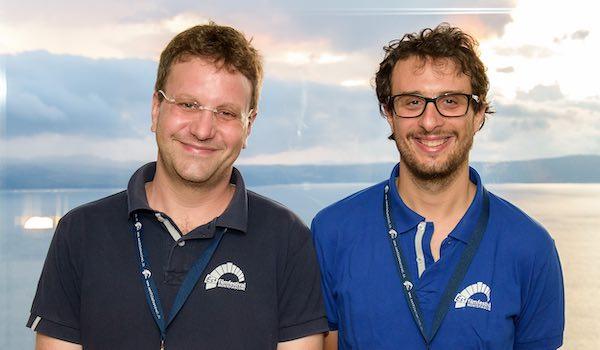 Vaniel Maestosi e Glauco Almonte docenti all'Unitus con un corso sugli eventi culturali