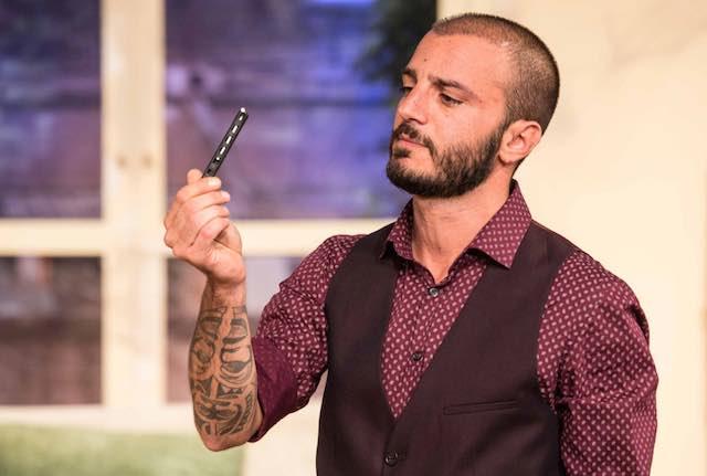 """Nicolas Vaporidis al Mancinelli con la commedia """"Finché giudice non ci separi"""""""