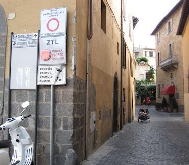 Confcommercio Orvieto chiede al Sindaco di rivedere il blocco di Via di Piazza del Popolo