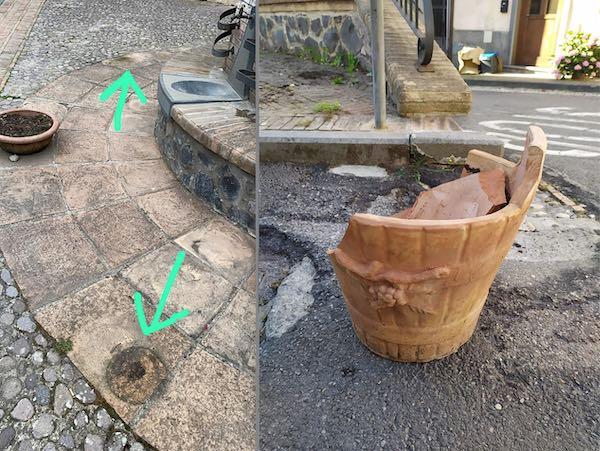 Il Comune di Castel Viscardo denuncia e condanna furti e atti di vandalismo