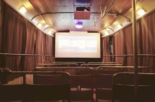 """Rassegna estiva al Piccolo Cineteatro """"La Vecchia Carrozza"""""""