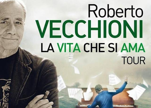 Con Roberto Vecchioni e Gabry Ponte Vasanello apre la stagione dei live gratuiti