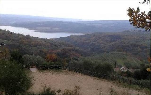 """""""Un balcone sul Lago di Corbara"""". Tra Salviano e Scoppieto, con sosta all'Ovo Pinto"""