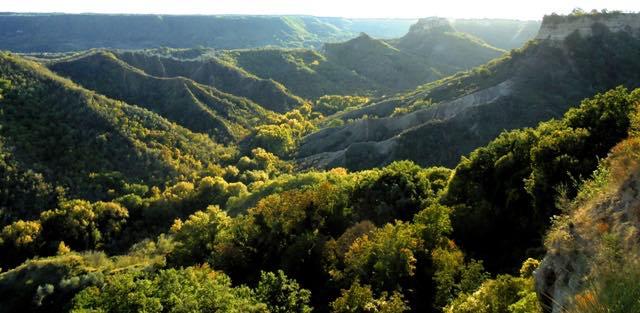 """Da Lubriano al Monumento Naturale """"Balza di Seppie"""""""
