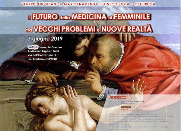 """""""Il futuro della medicina al femminile tra vecchi problemi e nuove realtà"""""""