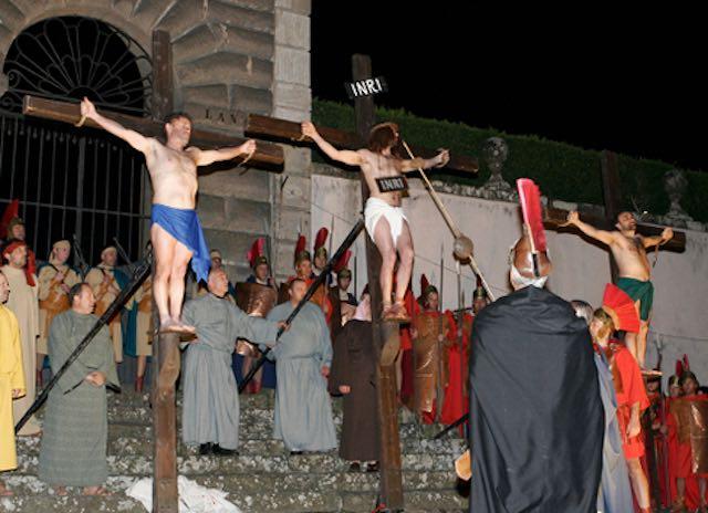 Processioni e rievocazioni storiche della Passione in tutto l'Orvietano