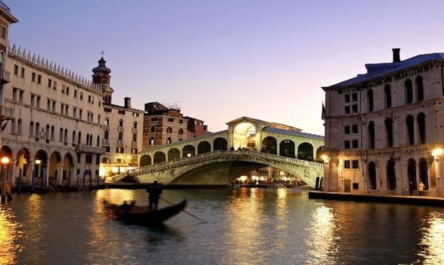 Venezia, sera