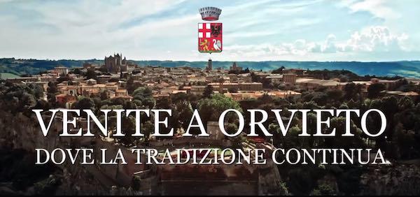 """""""Venite a Orvieto"""". Ottimo spot per la Città, meno per il Corteo Storico"""