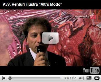Intervista al Presidente dell'Opera del Duomo Francesco Venturi