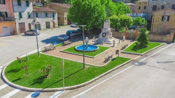 Patrimonio verde del territorio comunale, la gestione all'azienda Umbra Servizi