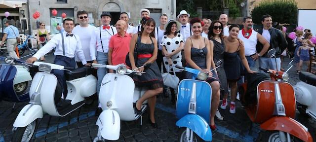 Vespa club orvieto il fascino di una passione a due ruote for Vespa club volta mantovana