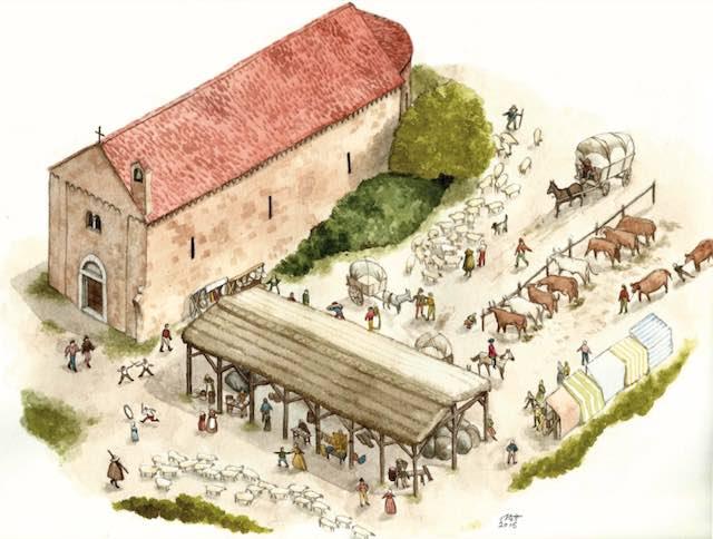 """Conferenza Isao su """"La lunga durata di un luogo di culto: Chiesa e convento di San Pietro in Vetere"""""""