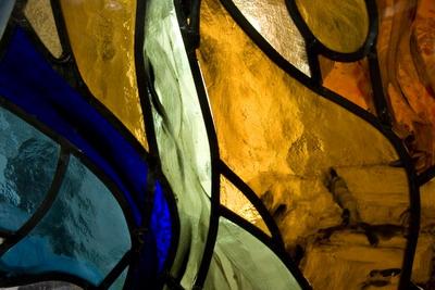 Una vetrata artistica per il palazzo dell'Opera del Duomo. Al lavoro i ragazzi del Liceo d'Arte