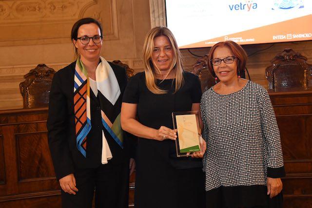 """A Vetrya il premio """"Women Value Company 2017 - Intesa Sanpaolo"""". Cerimonia di consegna"""