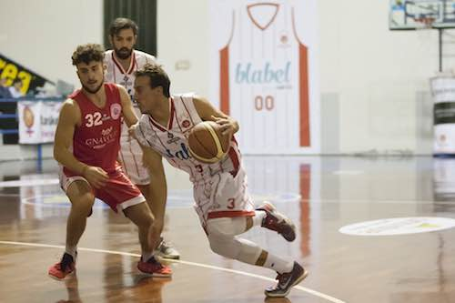 Orvieto Basket vittorioso nella partita in casa contro un Bastia ben strutturato