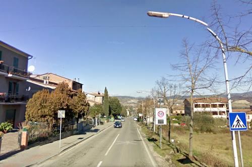 Divieto di transito ai mezzi pesanti provenienti da Orvieto e diretti a Sferracavallo