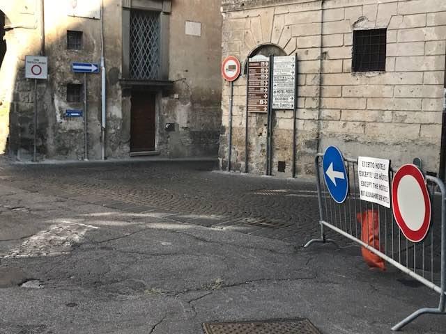 I parcheggi e la viabilità ad Orvieto. Il parere di un piccolo cittadino