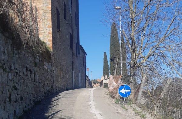 Messa in sicurezza di Via del Fosso, nuovo contributo di 455.000 euro