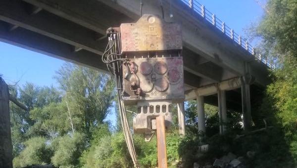 Viadotto sulla SP 11, iniziati i lavori. Cantiere aperto fino ad ottobre