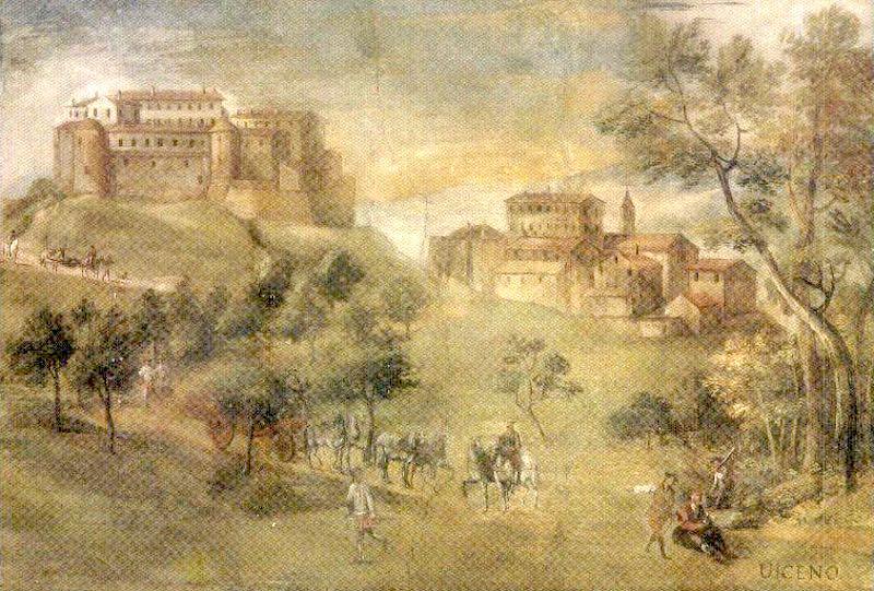 Viceno, 1640